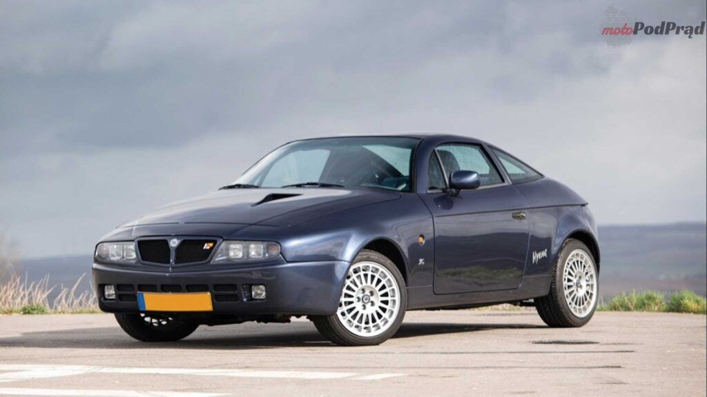 rare lancia hyena by zagato based on delta integrale can be yours 1024x576