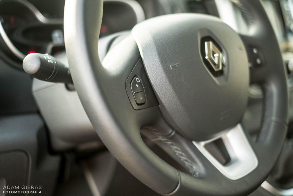 traffic 25 1024x683 Test: Renault Traffic Grand Spaceclass   w biznesową podróż bez hotelu?