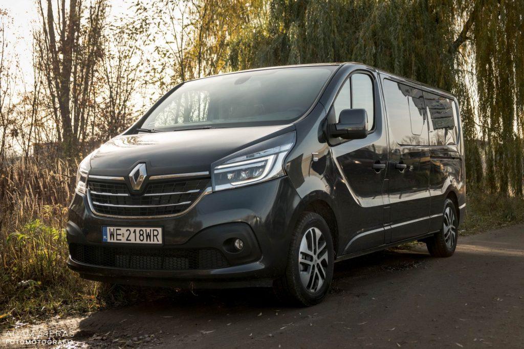 traffic 6 1024x683 Test: Renault Traffic Grand Spaceclass   w biznesową podróż bez hotelu?