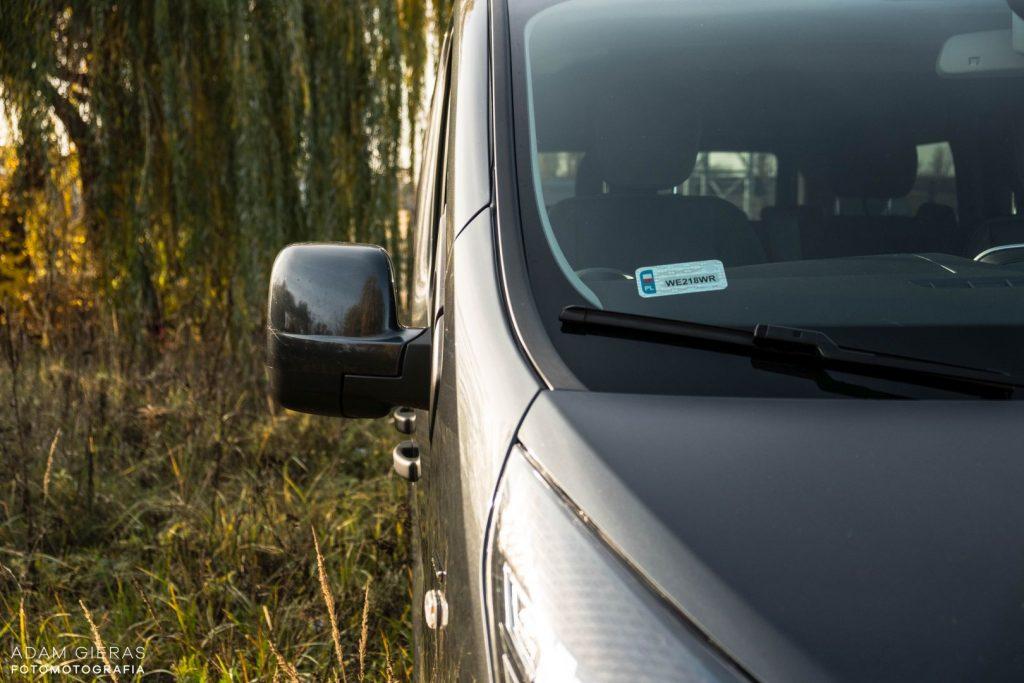 traffic 9 1024x683 Test: Renault Traffic Grand Spaceclass   w biznesową podróż bez hotelu?