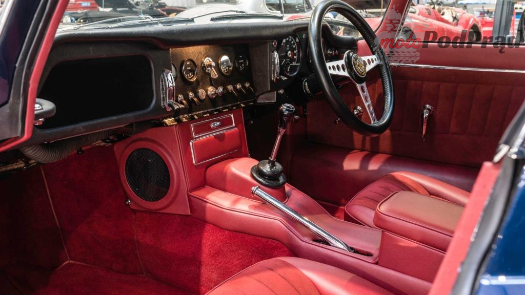 woodham mortimer e type 1 1024x576 Jaguar E Type o mocy 400 KM   restomod idealny?