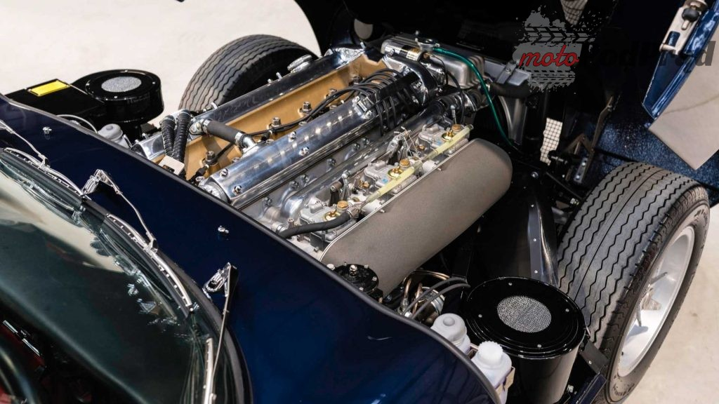 woodham mortimer e type 2 1024x576 Jaguar E Type o mocy 400 KM   restomod idealny?