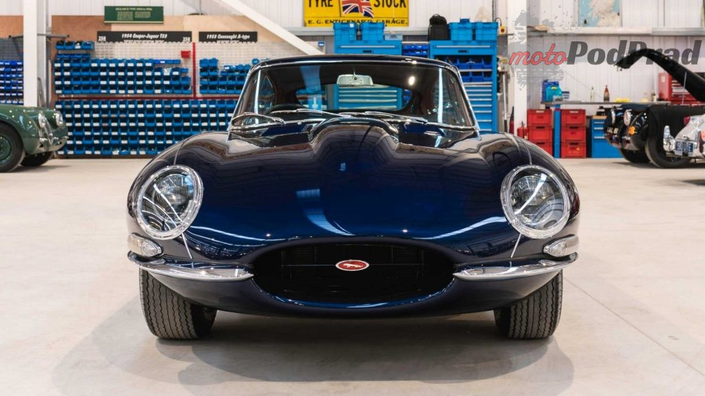 woodham mortimer e type 4 1024x576 Jaguar E Type o mocy 400 KM   restomod idealny?