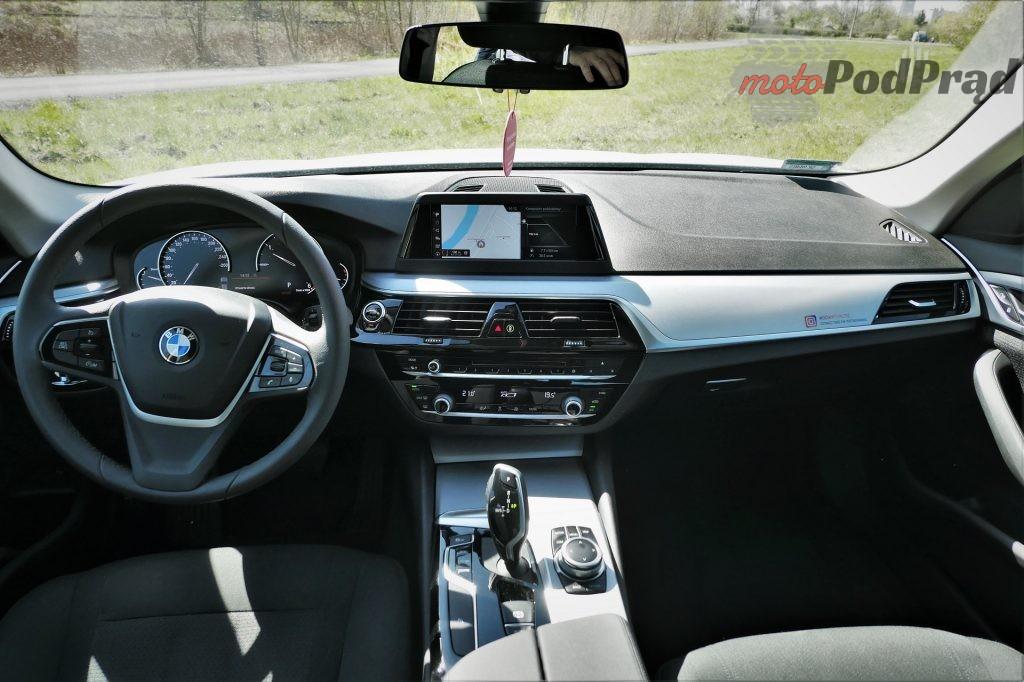 BMW 5 19 1024x682 Odkryj z nami auto: BMW Serii 5 (518d)