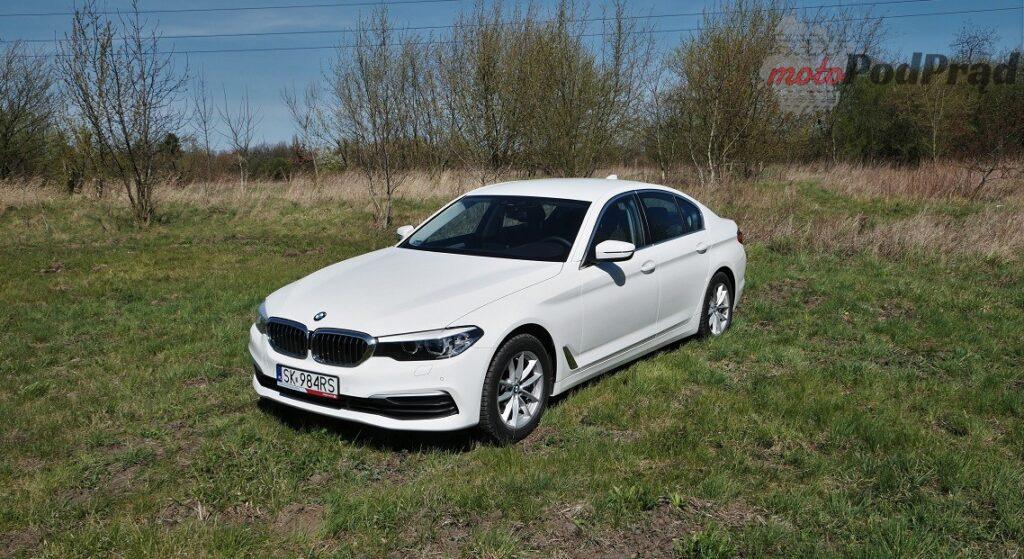 BMW 5 2 1024x559 Odkryj z nami auto: BMW Serii 5 (518d)