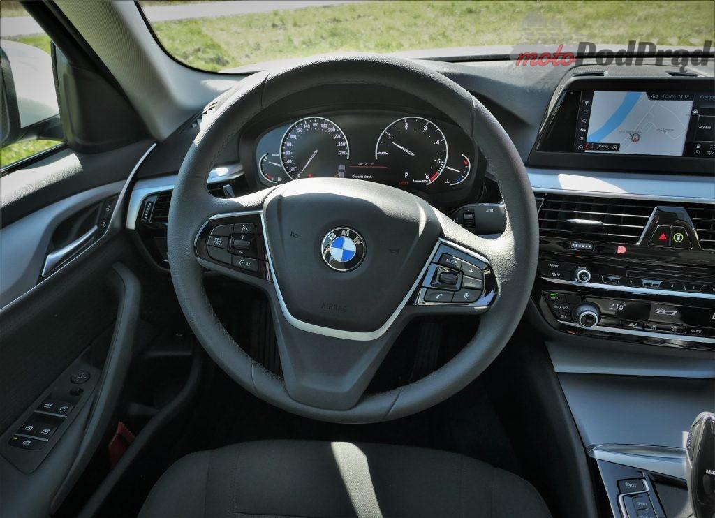 BMW 5 20 1024x742 Odkryj z nami auto: BMW Serii 5 (518d)