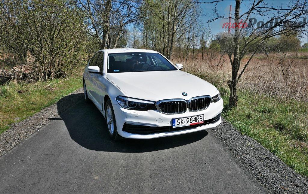 BMW 5 25 1024x646 Odkryj z nami auto: BMW Serii 5 (518d)