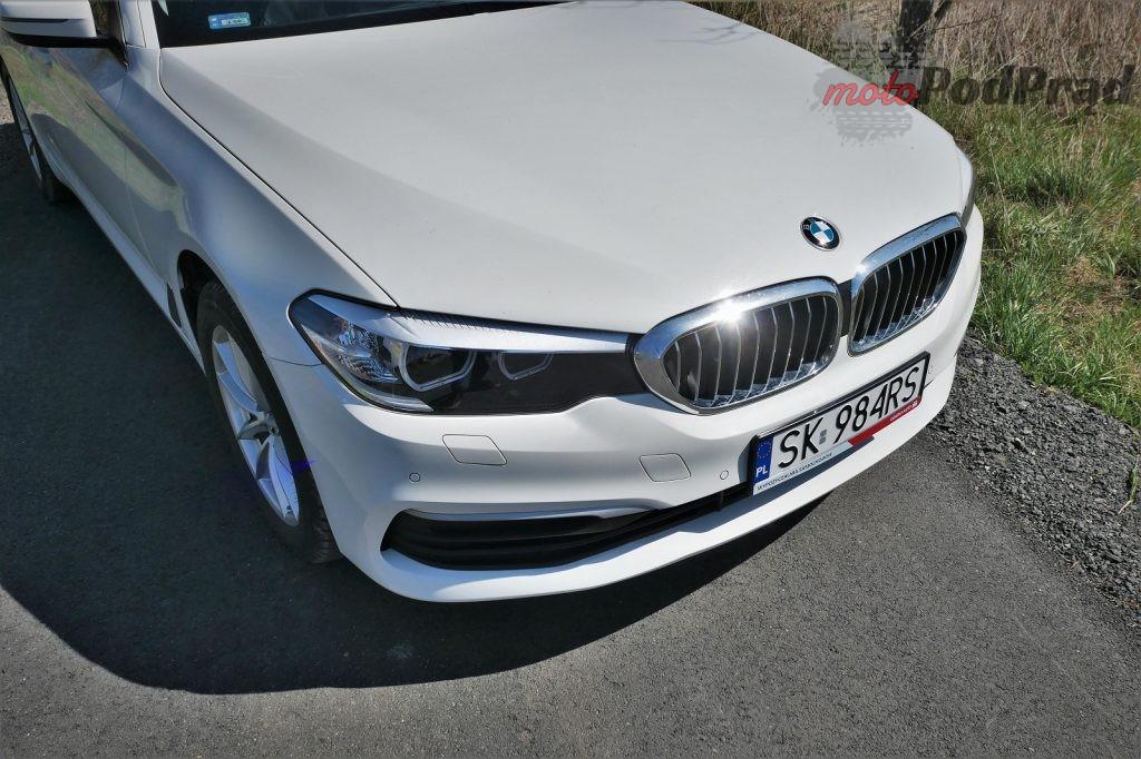 BMW 5 27 1024x682 Odkryj z nami auto: BMW Serii 5 (518d)