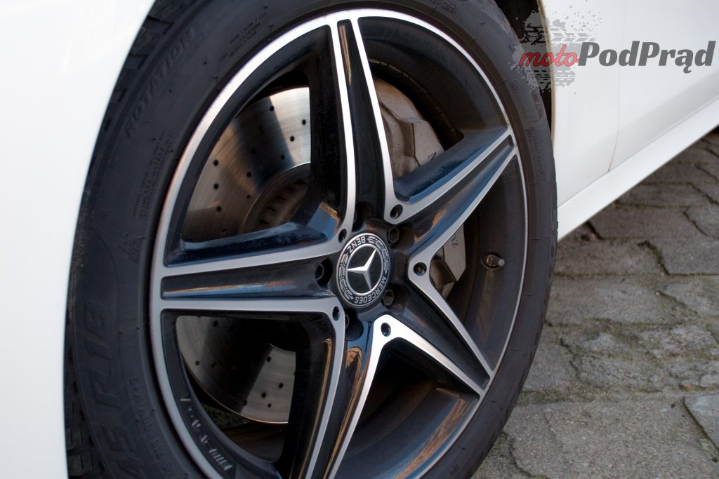 DSC 4108 1024x683 Test: Mercedes Benz E300de   30 kilometrów ciszy