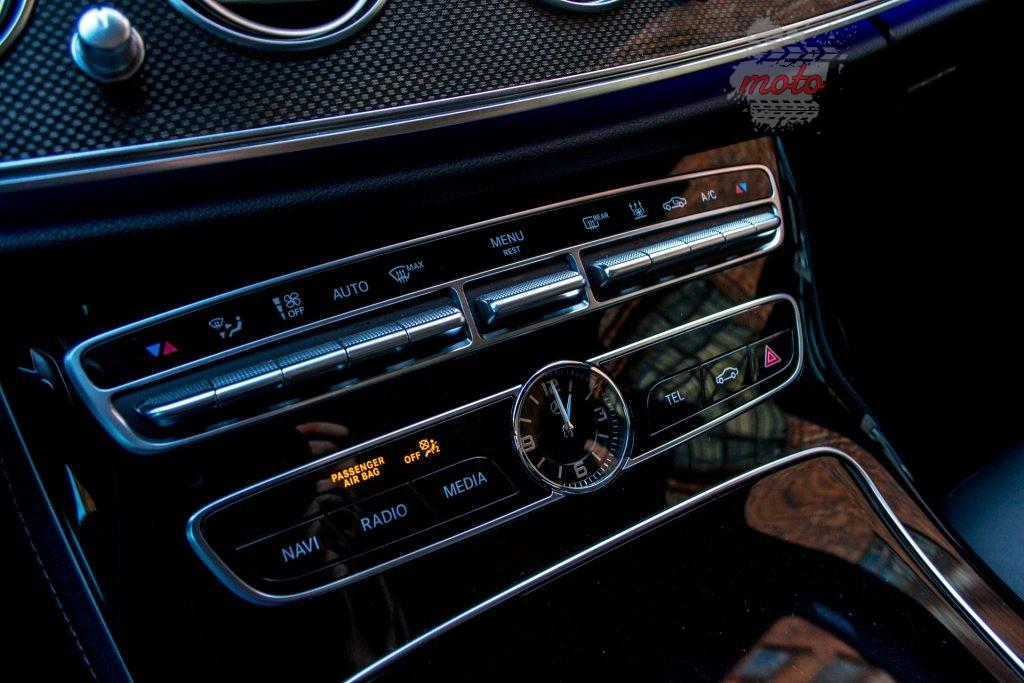 DSC 4120 1024x683 Test: Mercedes Benz E300de   30 kilometrów ciszy
