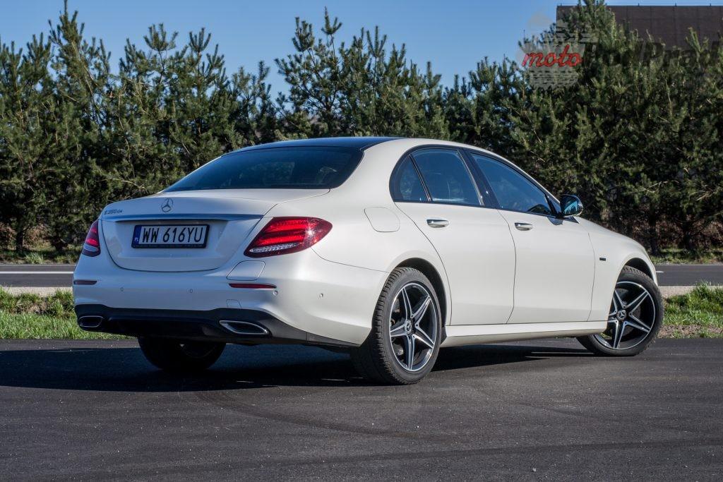 DSC 4142 1024x683 Test: Mercedes Benz E300de   30 kilometrów ciszy