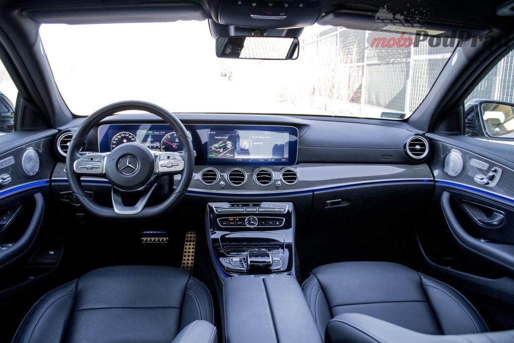 DSC 4146 1024x683 Test: Mercedes Benz E300de   30 kilometrów ciszy