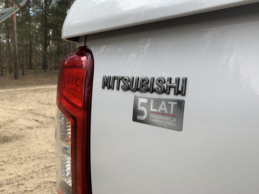 Mitsubishi L200 14 1024x768 Test: Mitsubishi L200   japoński sznyt