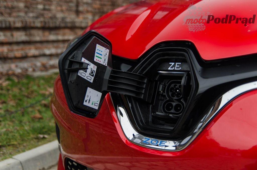 Renault ZOE II 5 1024x678 Test: Renault ZOE II   jest lepiej, ale nadal nie jest idealnie