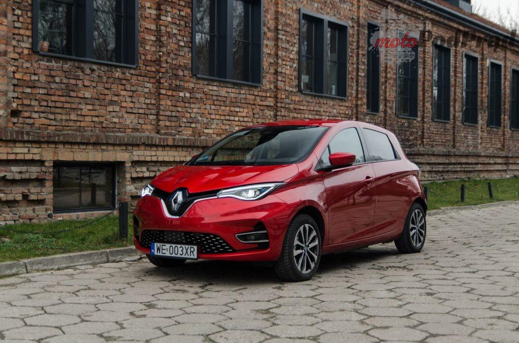 Renault ZOE II 8 1024x678 Test: Renault ZOE II   jest lepiej, ale nadal nie jest idealnie