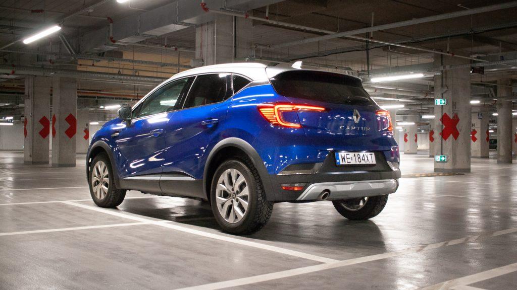 renault captur 2020 10 1024x576 Test: Renault Captur   przyszła gwiazda?