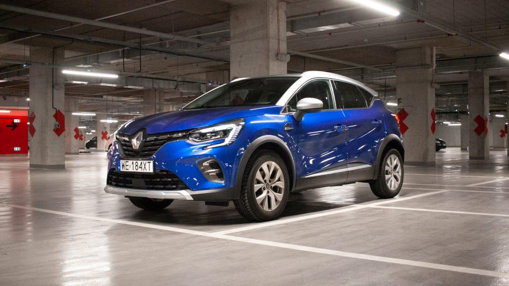 renault captur 2020 11 1024x576 Test: Renault Captur   przyszła gwiazda?