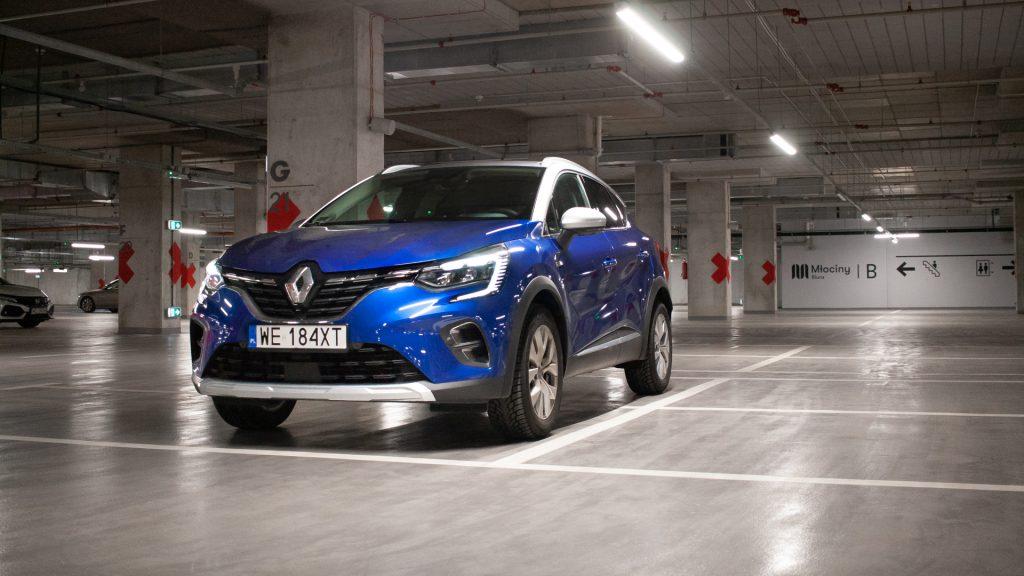 renault captur 2020 12 1024x576 Test: Renault Captur   przyszła gwiazda?