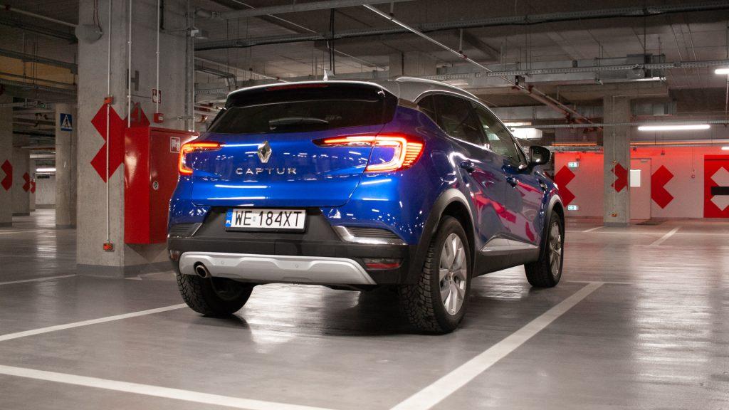 renault captur 2020 14 1024x576 Test: Renault Captur   przyszła gwiazda?
