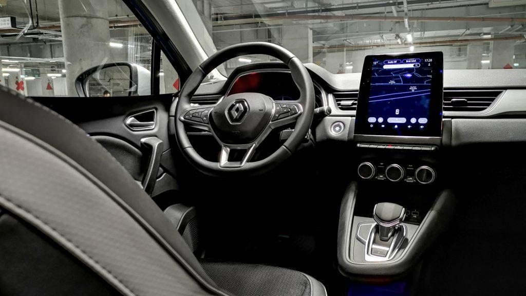renault captur 2020 17 1024x576 Test: Renault Captur   przyszła gwiazda?