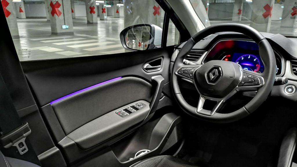 renault captur 2020 18 1024x576 Test: Renault Captur   przyszła gwiazda?