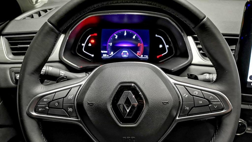 renault captur 2020 19 1024x576 Test: Renault Captur   przyszła gwiazda?