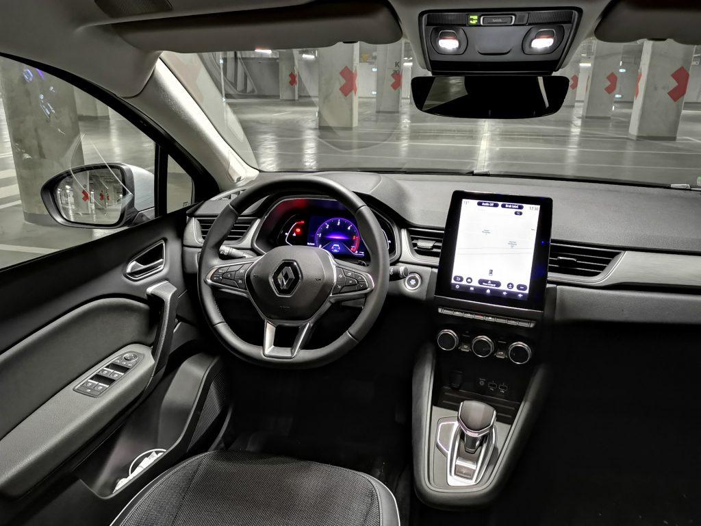 renault captur 2020 20 1024x768 Test: Renault Captur   przyszła gwiazda?