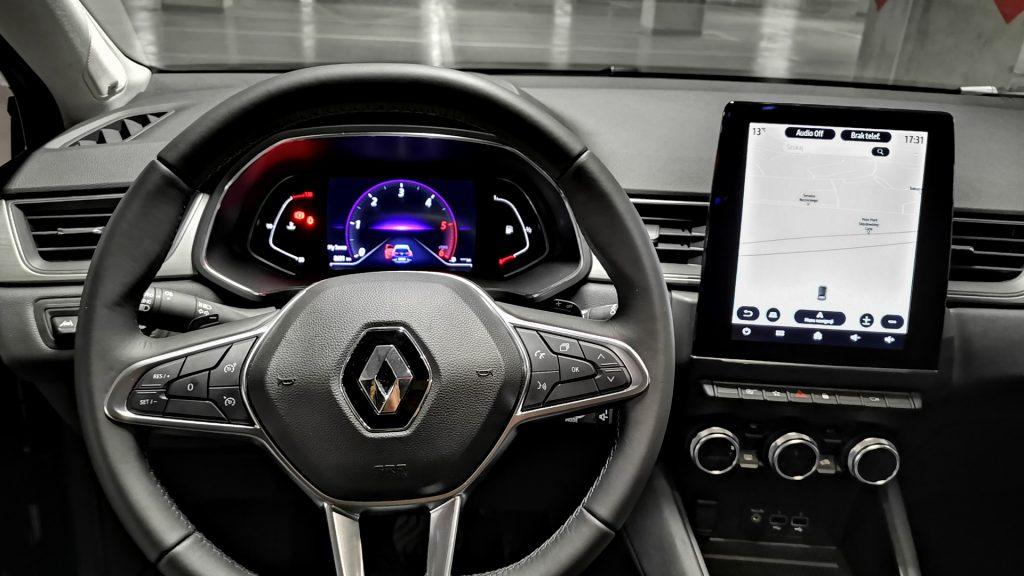 renault captur 2020 23 1024x576 Test: Renault Captur   przyszła gwiazda?