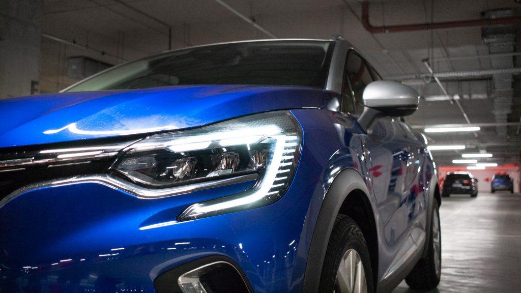 renault captur 2020 3 1024x576 Test: Renault Captur   przyszła gwiazda?