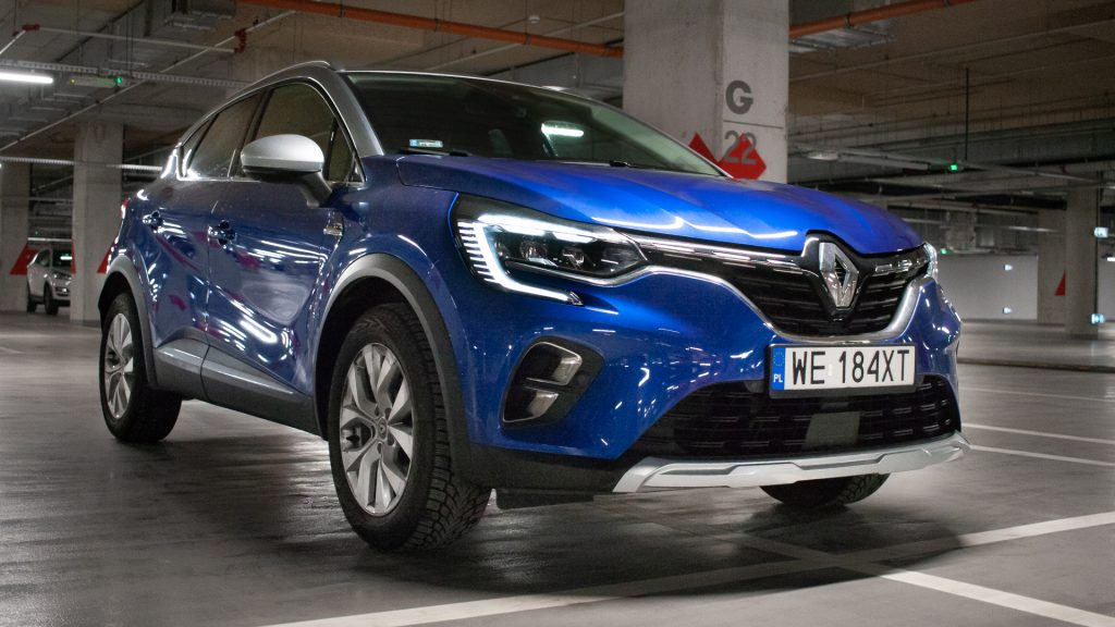 renault captur 2020 4 1024x576 Test: Renault Captur   przyszła gwiazda?