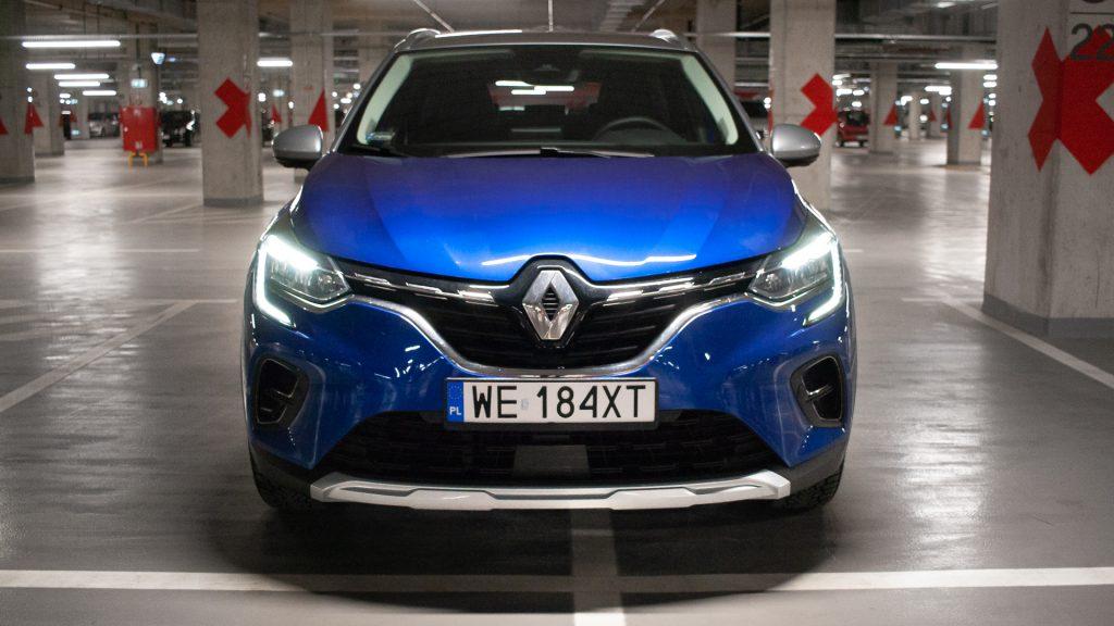 renault captur 2020 6 1024x576 Test: Renault Captur   przyszła gwiazda?