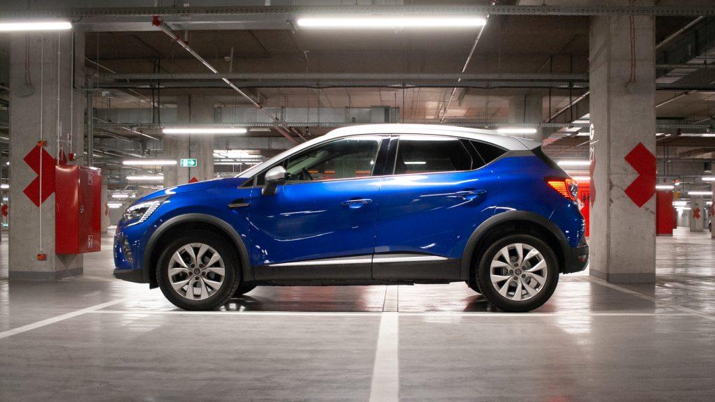 renault captur 2020 7 1024x576 Test: Renault Captur   przyszła gwiazda?