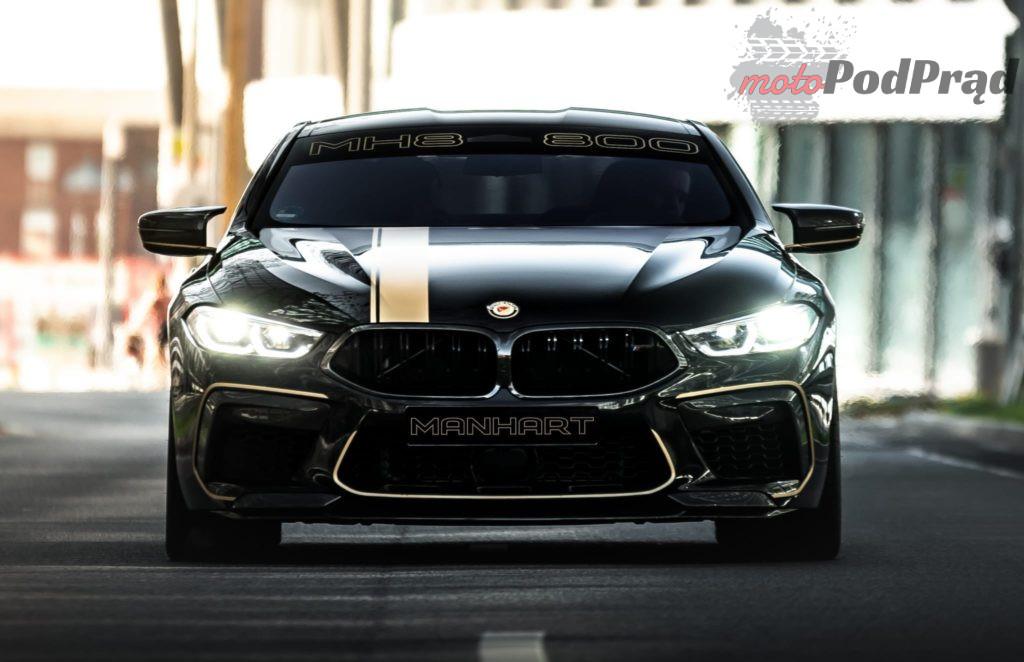 1 1024x662 BMW M8 Competition od Manhart