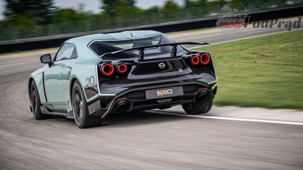 2020 nissan gt r50 by italdesign first production car 3 1024x576 Nissan GT R50 od Italdesign już w produkcji
