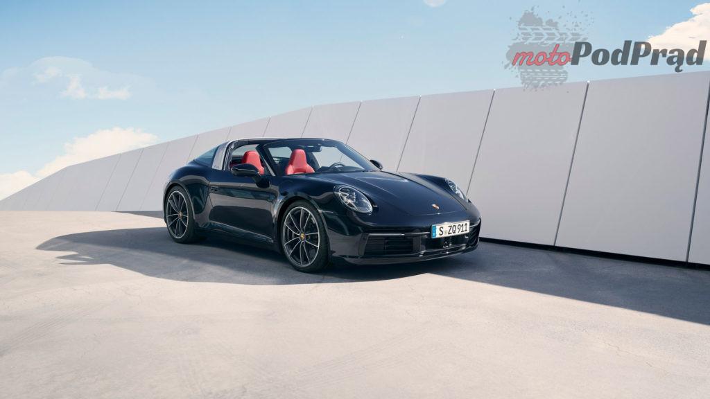 2021 Porsche 911 Targa 8 1024x576 Nie mogło jej zabraknąć   nowa 911 Targa