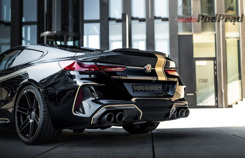 3 1024x662 BMW M8 Competition od Manhart
