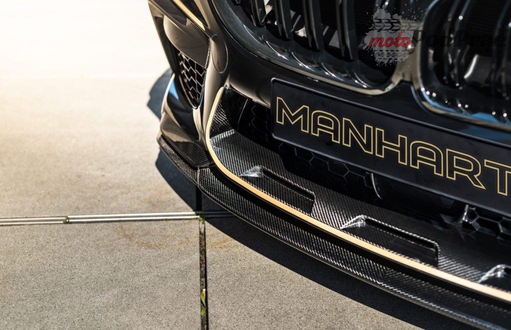 4 1024x662 BMW M8 Competition od Manhart