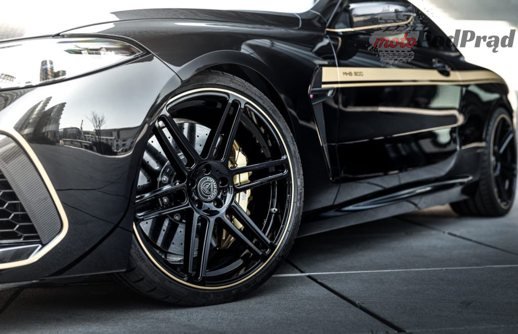 5 1024x662 BMW M8 Competition od Manhart