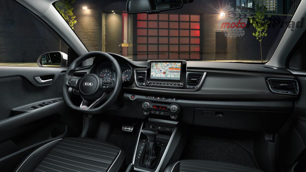 Kia Rio FL 1920x1080 FullHD GTL interior dashboard 1024x576 Jaka jest nowa Kia Rio?