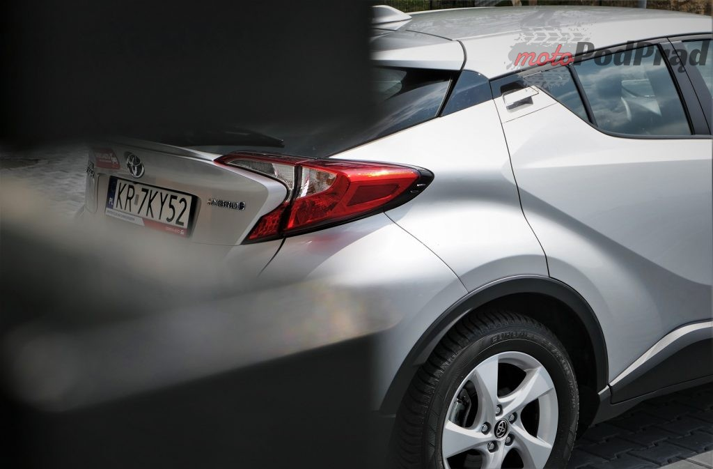 Toyota C hr 17 1024x673 Odkryj z nami auto: Toyota C hr Hybrid