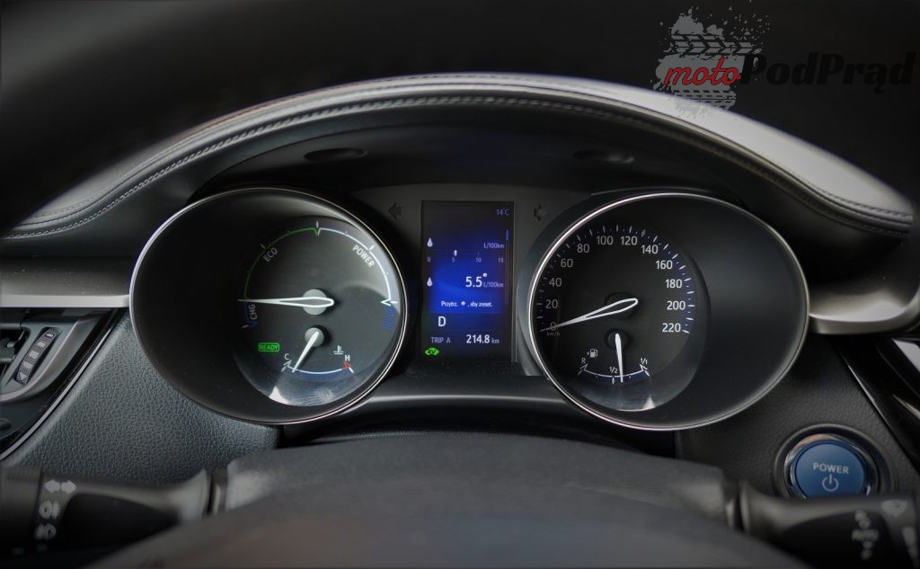 Toyota C hr 19 1024x633 Odkryj z nami auto: Toyota C hr Hybrid