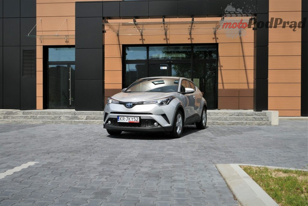 Toyota C hr 2 1024x686 Odkryj z nami auto: Toyota C hr Hybrid