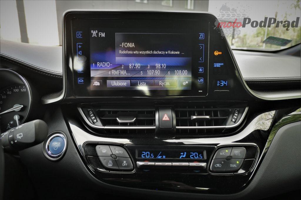 Toyota C hr 21 1024x682 Odkryj z nami auto: Toyota C hr Hybrid