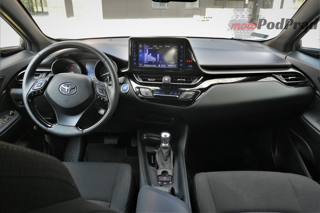 Toyota C hr 26 1024x683 Odkryj z nami auto: Toyota C hr Hybrid
