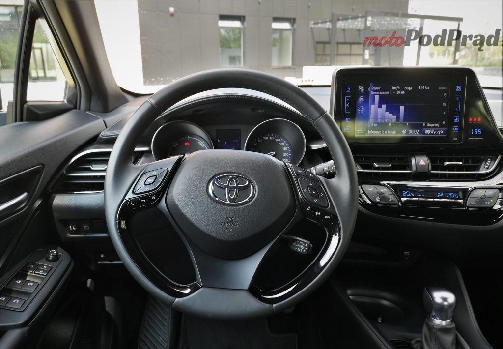 Toyota C hr 27 1024x710 Odkryj z nami auto: Toyota C hr Hybrid