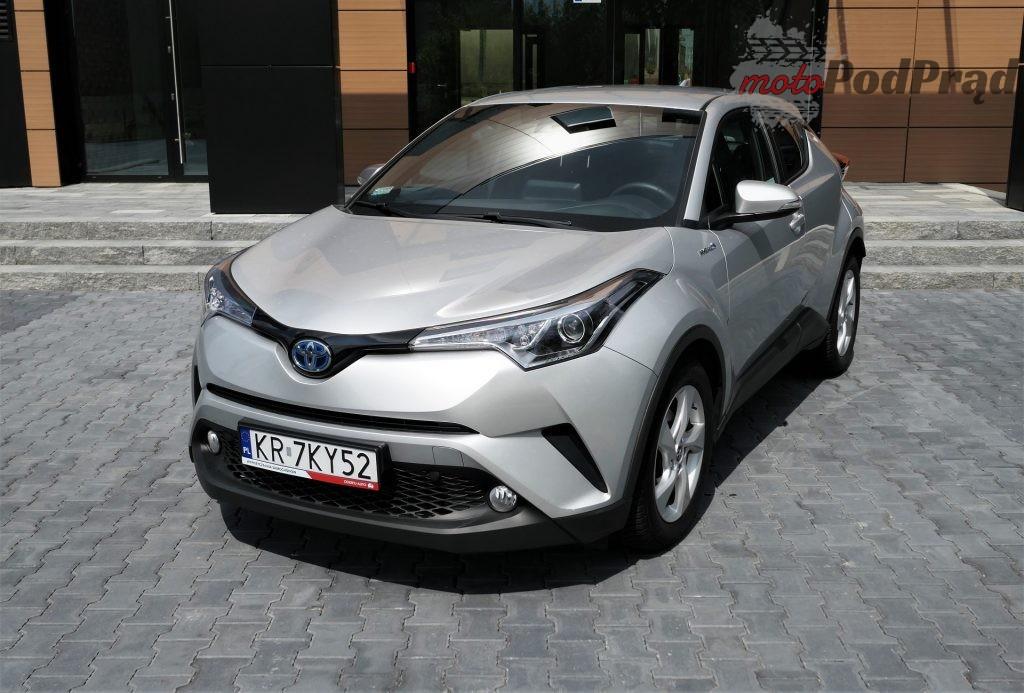 Toyota C hr 3 1024x693 Odkryj z nami auto: Toyota C hr Hybrid