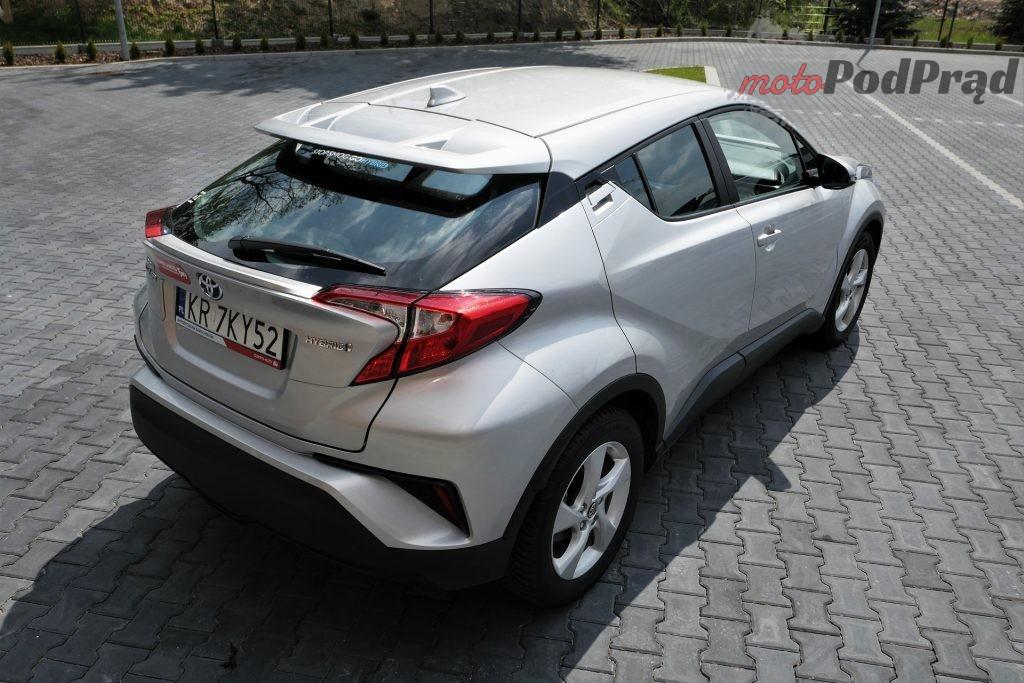 Toyota C hr 8 1024x683 Odkryj z nami auto: Toyota C hr Hybrid