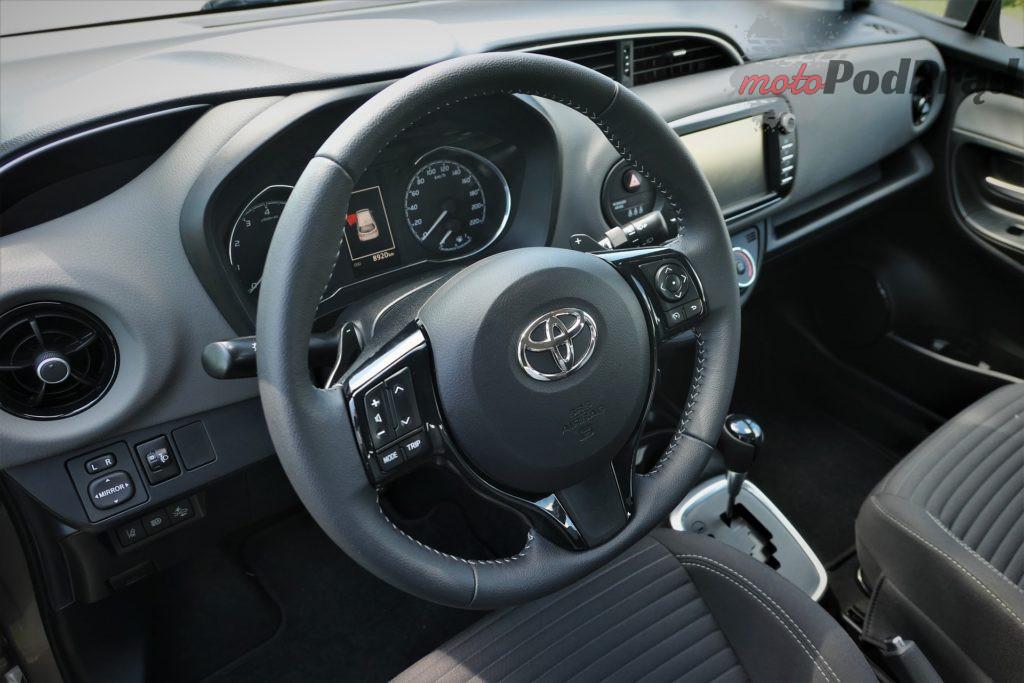 Toyota Yaris 15 1024x683 Odkryj z nami auto: Toyota Yaris
