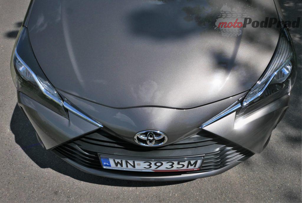 Toyota Yaris 19 1024x689 Odkryj z nami auto: Toyota Yaris