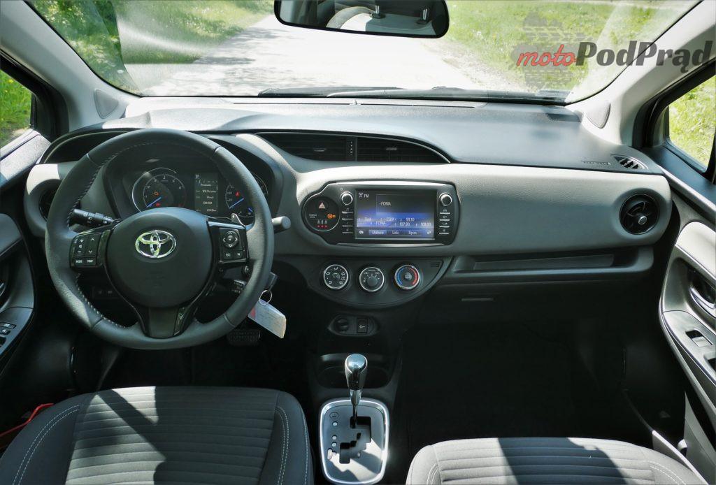 Toyota Yaris 6 1024x694 Odkryj z nami auto: Toyota Yaris